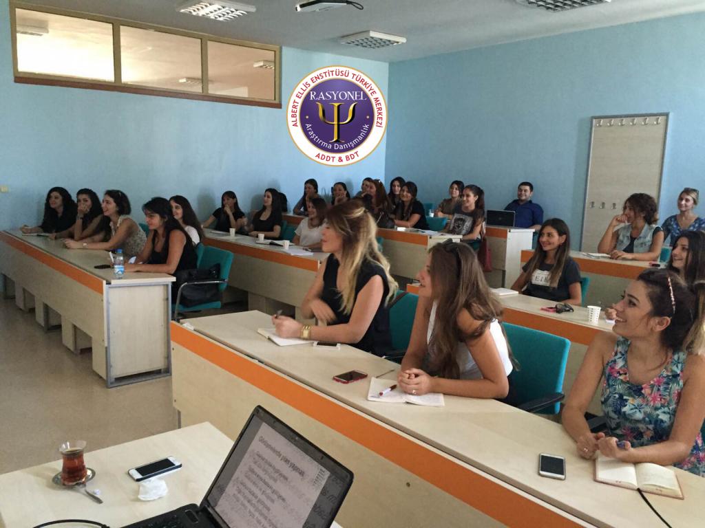 Okyanus Koleji Eğitim Rasyonel Psikoloji