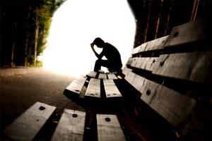 depresyon görseli