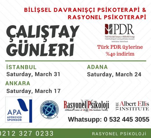 RDDT & BDT Çalıştay Günleri