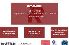 Program 1 Plus İSTANBUL ve ANKARA (1. ve 2. Kur)